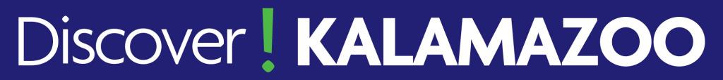 Discover Kalamazoo Logo Option