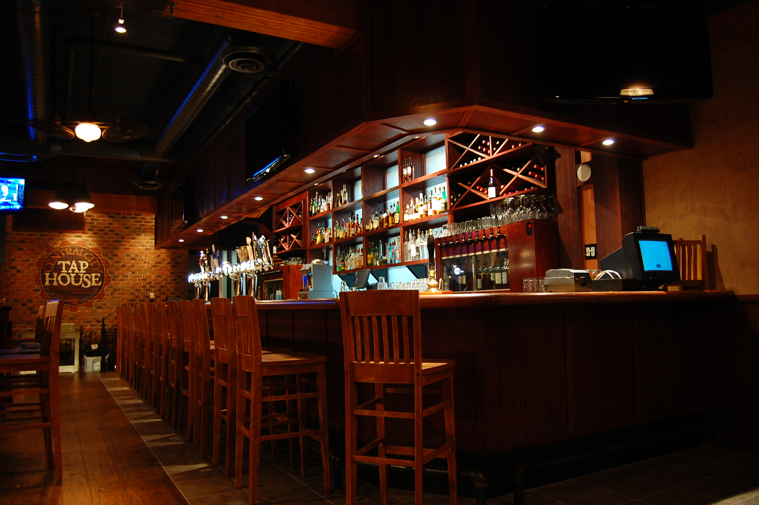 Central City Tap House in downtown Kalamazoo.