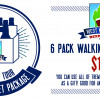 6 Pack Walking Tours Ticket Package