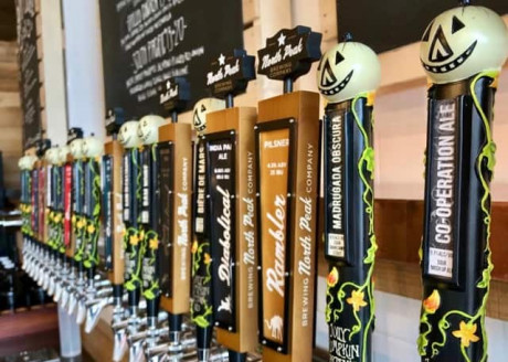 A walking tour of downtown Grand Rapids breweries — Saturday, July 6, 2019