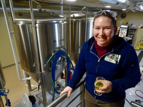 Women-led breweries of West Michigan tour — Saturday, May 23, 2020